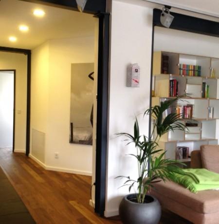 kernsanierung und umbau einer wohnung asberger strasse moers kh architekten kleinl tzum hiller. Black Bedroom Furniture Sets. Home Design Ideas